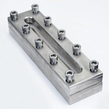Rectangular Sight Glass Fitting