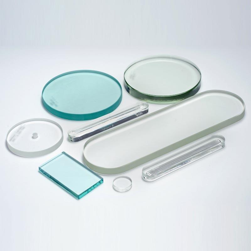 Rectangular and obround glass visilume sight glasses